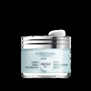 Aqua Reotier Ultra Thirst-Quenching Cream Moisturiser, , large