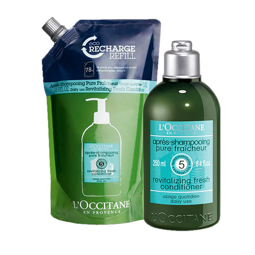 zoom view 1/1 of Purifying Conditioner Eco Duo