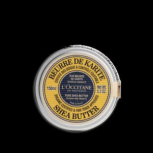Pure Shea Butter-  Certified Organic Shea Butter, , large