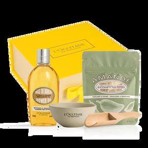 Almond Crunchy Muesli Kit, , AU