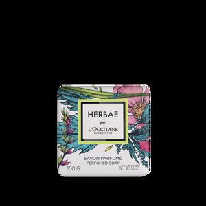 Herbae par L'OCCITANE Perfumed Soap, , large