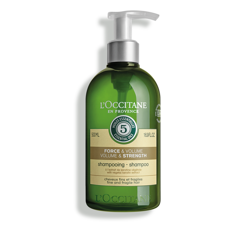 zoom view 1/1 of Aromachologie Strength & Volume Shampoo
