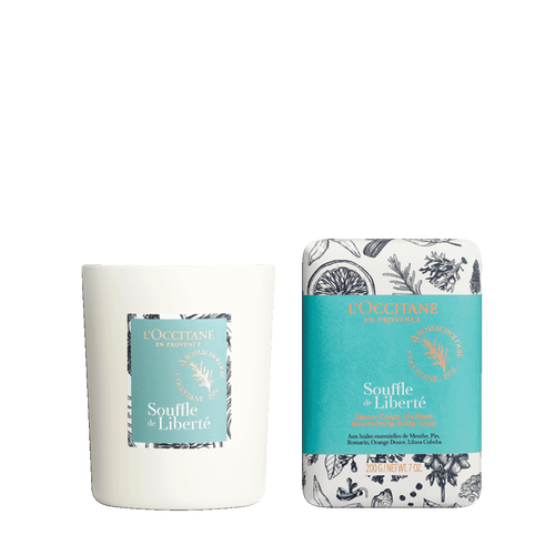 zoom view 1/1 of Revitalising Soap And Candle Duo