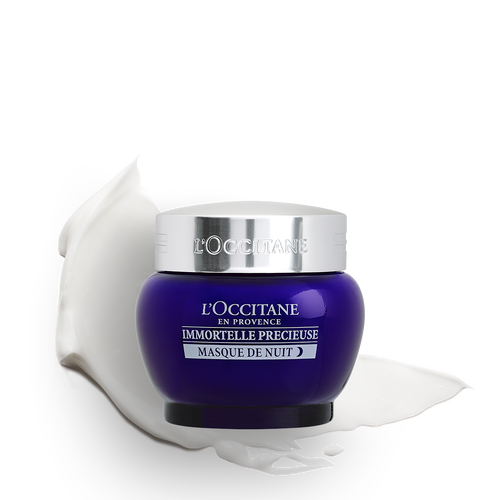zoom view 1/7 of Immortelle Precious Overnight Mask