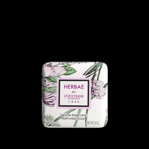 zoom view 1/1 of Herbae par L'OCCITANE L'Eau Perfumed Soap