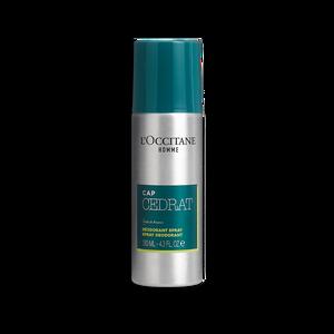 Cap Cedrat Spray Deodorant, , large