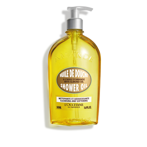 Almond Shower Oil (Limited Edition Size), , large