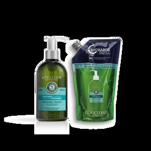 Purifying Shampoo Eco Duo, , AU