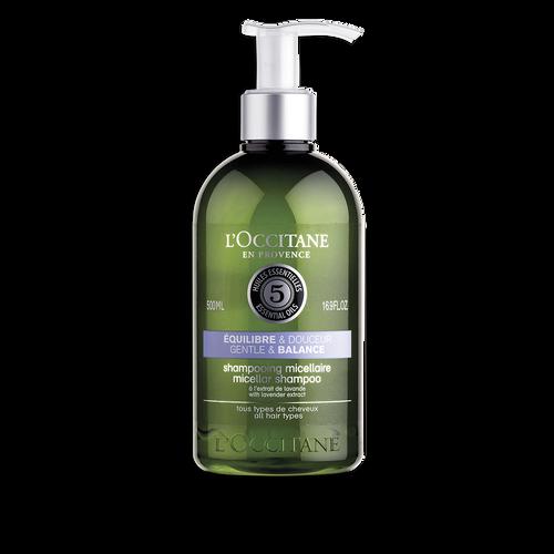 zoom view 1/1 of Gentle & Balance Micellar Shampoo