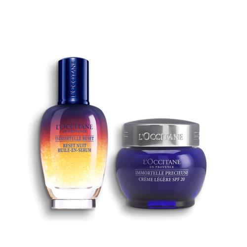 zoom view 1/1 of Immortelle Precious SPF & Reset 50ml Duo