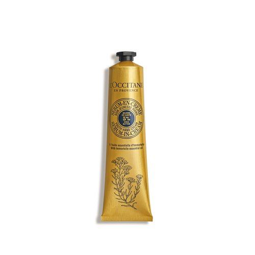 zoom view 1/2 of Shea Immortelle Youth Hand Cream