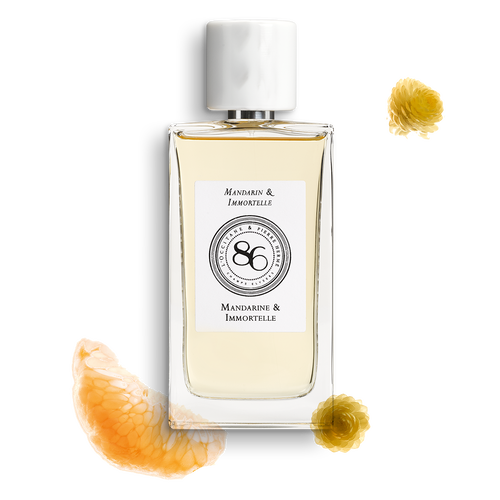 zoom view 1/4 of 86 Champs - Mandarin & Immortelle Eau de Parfum
