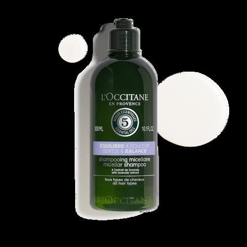 zoom view 1/3 of Gentle & Balance Micellar Shampoo