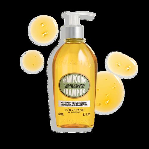 zoom view 1/2 of Almond Shampoo