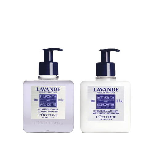 zoom view 1/1 of Lavender Hand Wash Duo