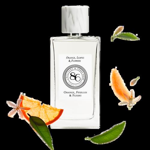 zoom view 1/4 of 86 Champs - Orange Leaves & Flowers  Eau de Parfum