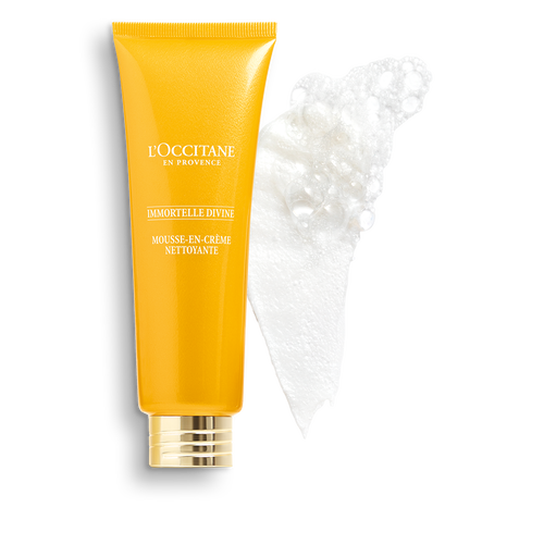 zoom view 1/3 of Immortelle Divine Foaming Cleanser