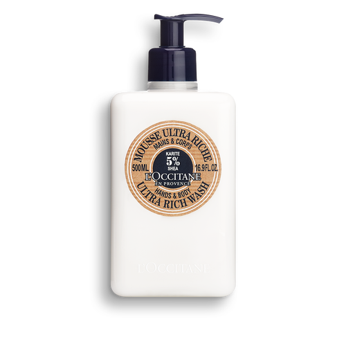 zoom view 1/1 of Shea Ultra Rich Hand & Body Wash