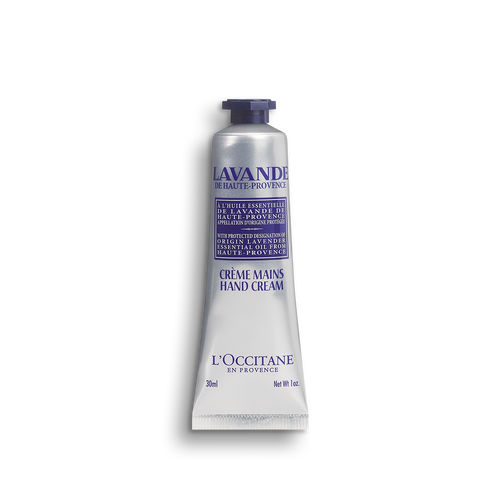 zoom view 1/1 of Lavender Hand Cream