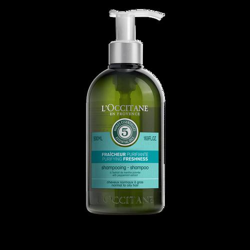 zoom view 1/1 of Aromachologie Purifying Shampoo