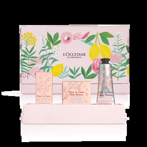 Cherry Blossom Trilogy, , AU