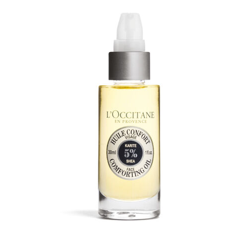 zoom view 1/3 of Shea Face Comforting Oil