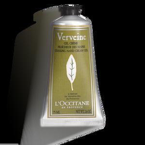 Verbena Cooling Hand Cream Gel, , large