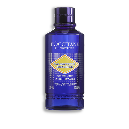 zoom view 1/2 of Immortelle Precious Enriched Water