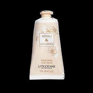 Neroli & Orchidee Perfumed Hand Cream, , large